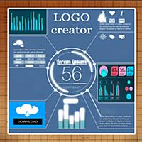 ロゴとデザイン制作-プロのグラフィックデザイン、ロゴ、チラシ、プレゼンと名刺を作れます