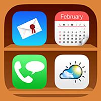 スクリーン改造計画 - iPhone、iPad、iPod touch 用のカスタムの壁紙と背景