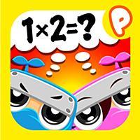 算数忍者〜九九の巻〜 子供向け無料学習アプリ