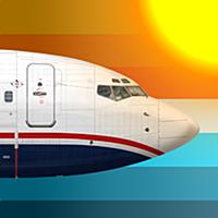 737 フライトシュミレーター。航空機のパイロットになって、航空術を学ぼう。