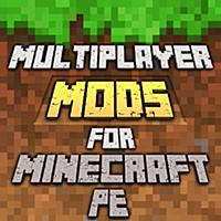 Multiplayer Mods for Minecraft PE- PocketMine For Cops N Robbers & Skyblock & Hunger Games