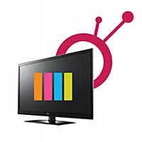 LGテレビメディアプレーヤー