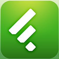 Feedly News Reader. Blogs, RSS and Youtube.