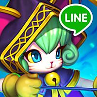 LINE ウパルサガ