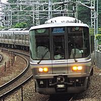 運転室展望 JR西日本223系新快速 姫路〜大阪