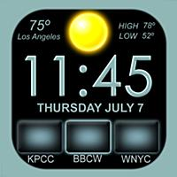 Best Clock Radio Alarm and Weather