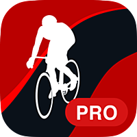 Runtastic Road Bike PRO GPS サイクルコンピュータ