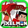 NEW HEARTGOLD PIXELMON EDITION - Hunter & Survival Block Mini Game with Multiplayer