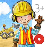 Tiny Builders: 子供用パワーショベル、クレーン&ダンプ!