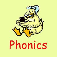 Phonics Flash Cards (an iMotherGoose App)