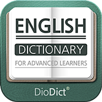 DioDict 4 English Dictionary for Advanced Learners (英英辞典)
