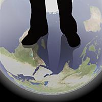 Transparent Earth - 地球の裏側を見てみよう