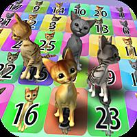猫タッチナンバー Touch the Cat's Numbers