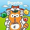 ポンタのがっこう 共通ポイントPontaの簡単ゲームアプリ