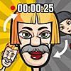 BeFace - リアルタイム映像で有名人の顔に変身! - Live Face Change & Swap HD
