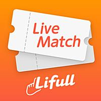 ライブマッチ -音楽ライブの同行者を探すマッチングアプリ