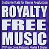 Instrumentals for TV Productions, Podcasts, Movies, and Jingles