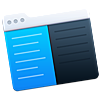 Commander One - free dual-pane file manager