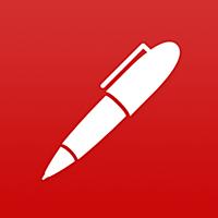 Noteshelf - メモ、スケッチ、注釈を書く、Evernote 同期