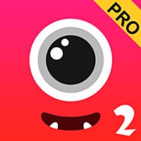Epica 2 Pro - オモシロカメラの全機能版です,あなたの創造性とインスピレーションのための最高の面白い写真編集者