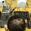息子がDJ特訓!CDJ2000で子供と遊ぼう!