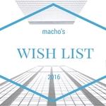 2016 년에,구매는 10 의 선택 목록