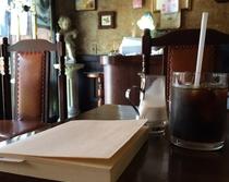 ★桃谷で喫茶