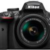 ニコンがデジタル一眼レフカメラ「ニコン D3400」を正式発表