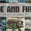 「HIDE AND FIRE - ハイド アンド ファイア」評価・レビュー・感想 | モバイル操作特化型1億人DLガンシューティングゲーム