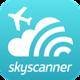 「Skyscanner」の「旅行に持って行きたいアプリ」Best20@2013