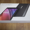 【レビュー】アンドロイド タブレットが欲しかったのでASUS ZenPad 8.0 Z380Mを買った。