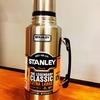 【カッコよすぎ】スタンレーの1.9Lの水筒を買ってみた!スタイリッシュで大満足〈STANLEYレビュー〉