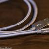 Omaker リバーシブルlightningケーブル 裏表なしのUSBケーブルでストレスフリー