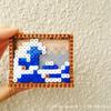 「ゼビウス」「ギャラガ」などでおなじみ「小野 Mr.Dotman 浩」と「Apps and Beads」がコラボ!16×16の小さな絵画専門 『3Dドット絵美術館』