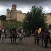 イギリスの歴史を変えたノルマンコンクエスト:戦いの再現が行われた