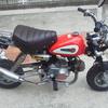 世界一小さいバイクと二番目に小さいバイク