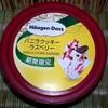 【新商品】ハーゲンダッツ バニラクッキーラズベリー【期間限定】