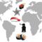 寿司とSASUKEが海外展開に成功した理由とは?ハブとしての「アメリカ」