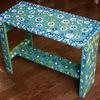 端材で小物を置くための台を作っていたらいつの間にかファンタジー