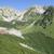 穂高の岩稜