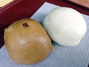 【孤独のグルメ】江の島「中村屋羊羹店」でゴローちゃんがハフハフした古代女夫饅頭を食べてみた
