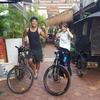 カンボジアのベンメリア遺跡まで自転車でGO‼いい思い出になりました!次は、早くアンコールワット遺跡を観光しなくてわッ‼