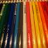 史上最大のお絵かきブームきた!ってことでトンボの色鉛筆24色を買いました