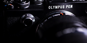 スタイリッシュなミラーレスカメラ オリンパスPEN-F製品レビュー