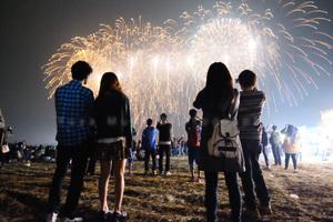 10/8(土)ココハナフォトフェス 脱定番写真!こうのす花火大会
