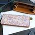 上級感溢れるオールレザーのラウンドファスナー長財布