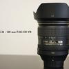 Nikon AF-S 24-120mm F/4 G ED VR を仕事で使ってみた感想。