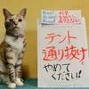 本日のポスター(2016年8月31日)