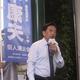武蔵境:田中康夫街頭演説 2016年07月04日