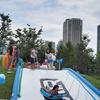 都会のど真ん中に、水遊びパークが出現!「品川ウォーターテラス on the Green 2016」に行ってきた。